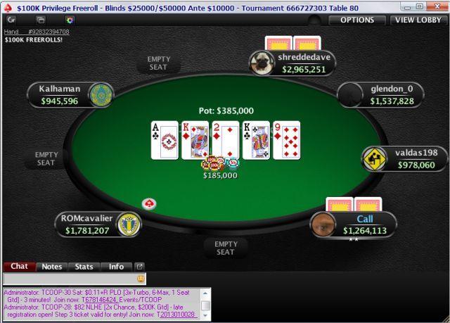 Онлайн покер на деньги лайф