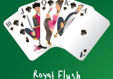 Высшая комбинация в покере – как составить, шансы собрать