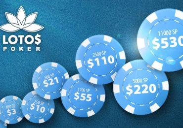 LotosPoker — официальный сайт покер рума