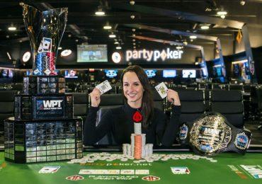 Эма Займович — первая женщина, победившая на турнире WPT