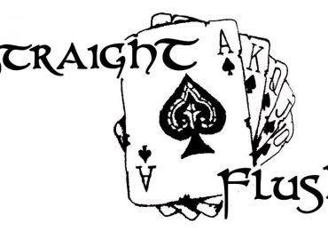 Стрит-флеш в покере