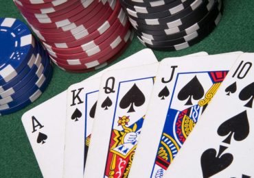 Флеш Рояль – самая редкая комбинация в покере