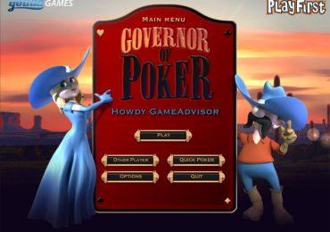 Governor of Poker – игра для любителей Техасского Холдема!