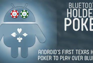 Как играть в покер по Bluetooth на Андроид?
