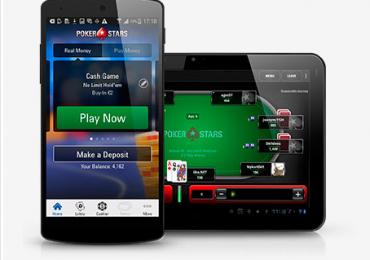 Мобильные покер-румы