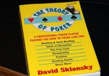 Холдем Покер от Дэвида Склански