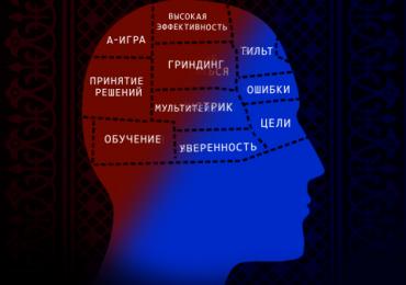 «Игры разума», Джаред Тендлер