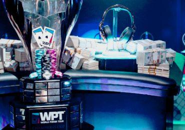 Турнир чемпионов от WPT и позолоченные наушники в подарок!