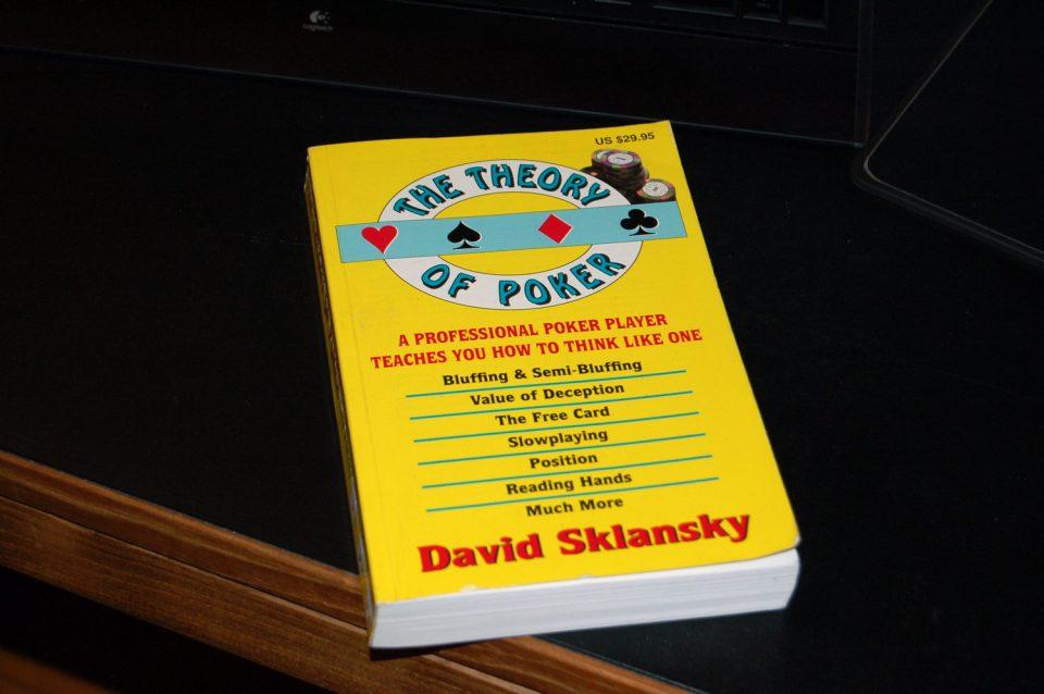 Дэвид склански теория покера скачать pdf