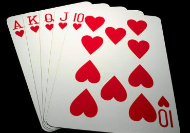 Раскладки карт в покере в картинках