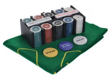 Покерные фишки — фото, описание, какие нужны для игры