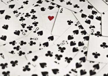 Обозначение карт в покере