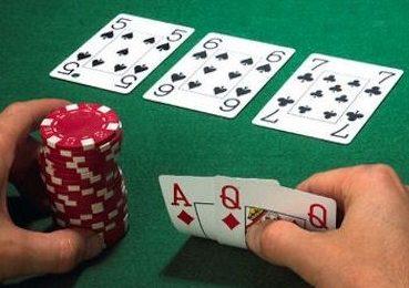 Оверкарта в покере – что это такое?