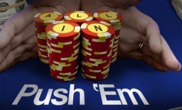 Пуш в покере – что это такое, когда нужно применять?