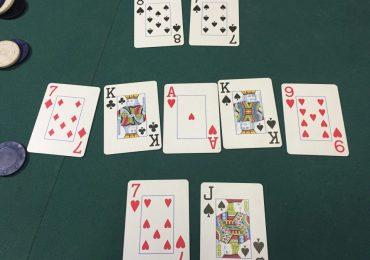Сплит в покере – что это такое, примеры сплита в раздачах