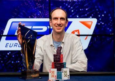 Эрик Сайдел – фото, биография, рост игрока, его достижения в покере