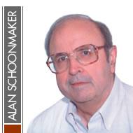 Алан Скунмейкер — биография, обзор книг автора