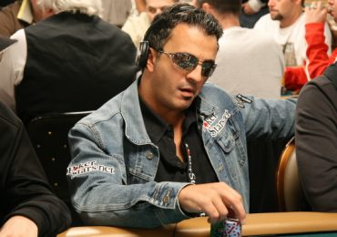 Джо Хашем — биография игрока в покер, обладателя браслета WSOP