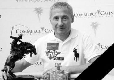 Николай Евдаков (1964-2012гг.) — один из лучших россиян в покере