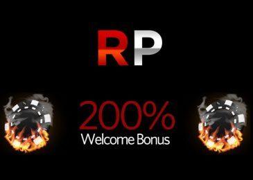 Бонус на первый депозит от RuPoker – как получить?