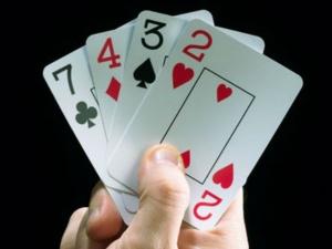 Бадуги (Badugi) — правила игры и комбинации карт
