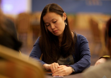 Лика Герасимова — наша самая успешная девушка в покере