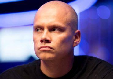 Илари Сахамис — крайне эмоциональный игрок из Хельсинки