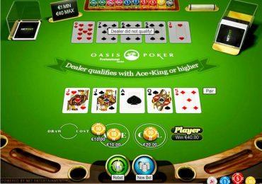 Оазис Покер — правила игры, разновидности