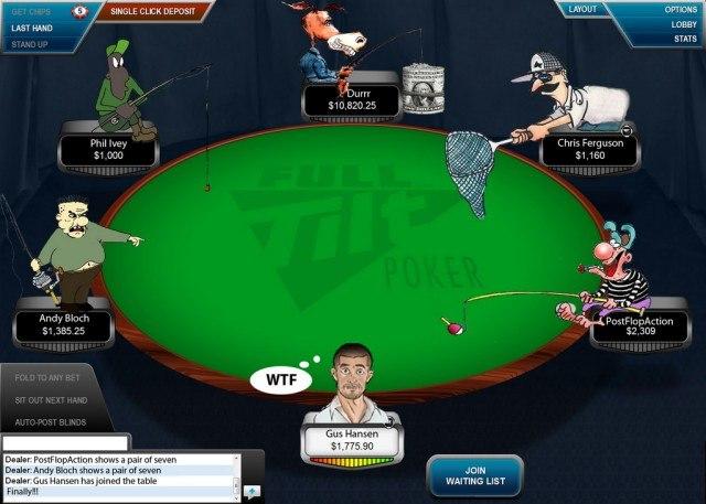покер это развод онлайн