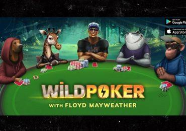 Флойд Мэйвезер стал лицом Wild Poker
