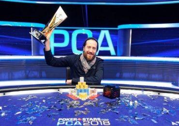 Стив О'Двайер побеждает на PCA 2018