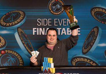 Кристофер Крук выходит победителем в 25 000$ High Roller PCA 2018