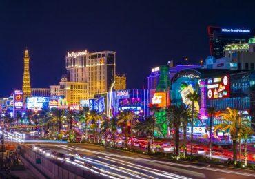 Лас-Вегас посетило рекордное количество туристов