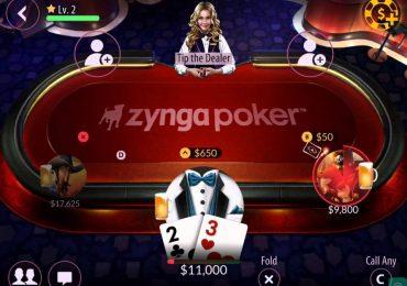 В Zynga Poker было украдено 16 тысяч аккаунтов