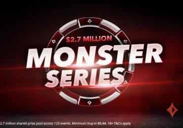 Monster Series от PartyPoker стартует 10 марта с гарантией в $2,5 млн