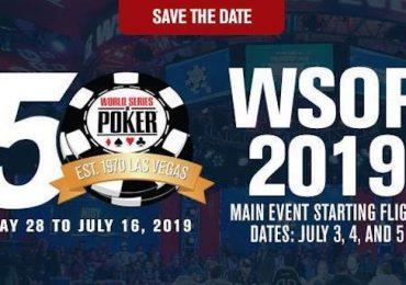 Исаак Байрон и Онг Динксинг в хедз-апе турнира №16 на WSOP