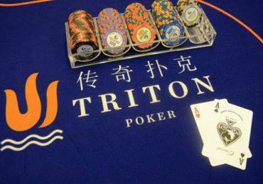 Лондон в ожидании Triton Poker