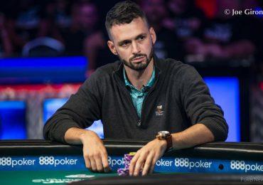 Main Event WSOP Алекс Ливингстон – финансист отдал друзьям $40,000