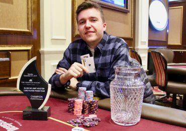 В ME Card Player Poker Tour Venetian завоевал победу покерист с Украины