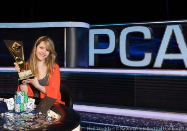 Мария Лампропулос желает второй трофей PartyPoker Millions Main Event