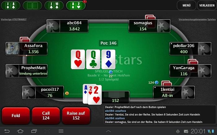 ПокерСтарс на Айфон