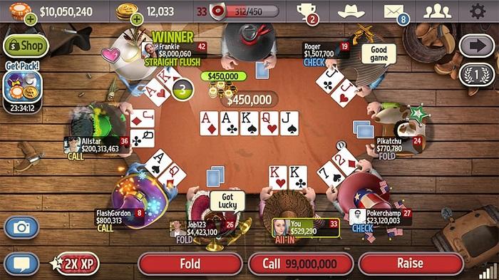 Боты для онлайн покера скачать как играть psp игры с карты