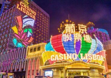 В казино города Макао снова упал доход до 70,5%